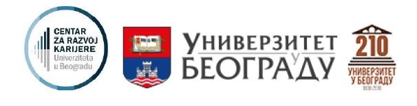 Univerzitet u Beogradu realizuje besplatno savetovanje maturanata