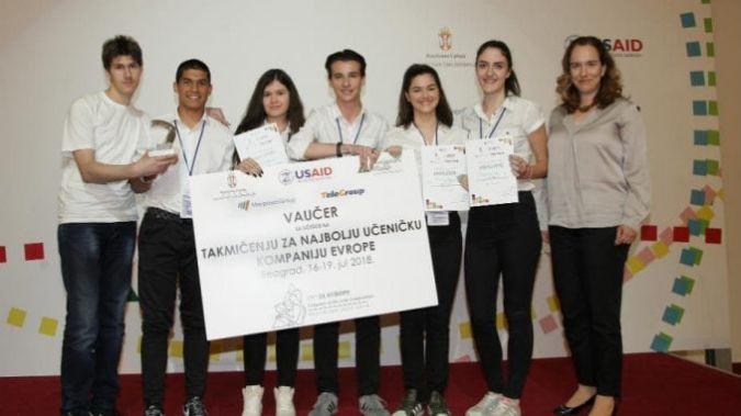 Evropsko takmičenje najboljih učeničkih kompanija