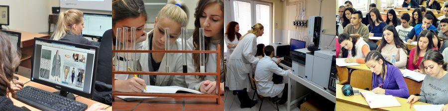 Tehnološki fakultet u Leskovcu upisuje 120 studenata, svi na budžetu